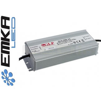 Zasilacz LED GLG-200-24 8,3A 200W 24V, IP67