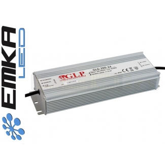 Zasilacz LED GLG-300-24 12.5A 300W 24V, IP67