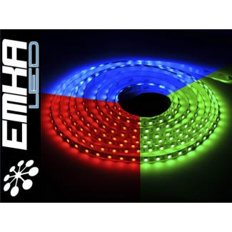 Taśma LED RGB 300 SMD5050 IP65