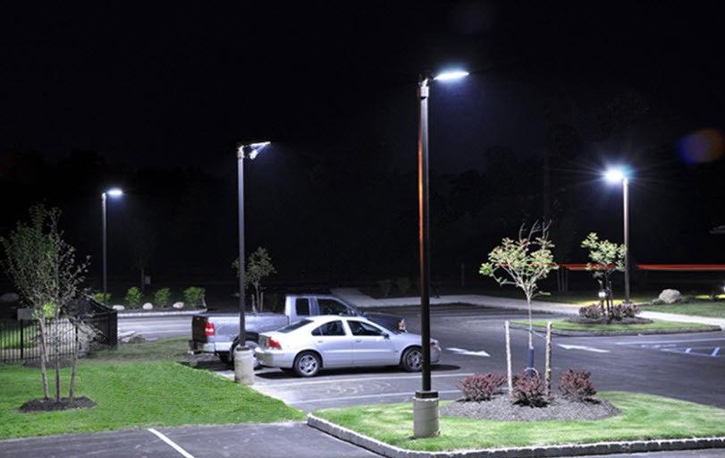 Lampa Uliczna Led Modułowa 120w 10800lm Biała Zimna Bezdriverowa